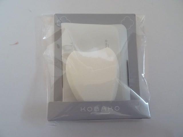 新品・未開封 KOBAKO ベースメイクスポンジO  < 香水/コスメ/ネイルの