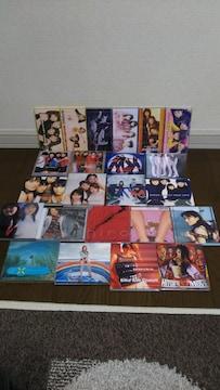 SPEED・CD ソロ DVDまとめて♪