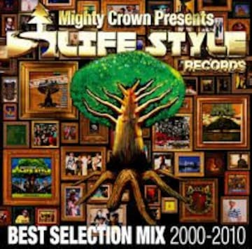 MIGHTY CROWNマイティクラウン選曲レゲエ名曲MIX CD 2000〜2010