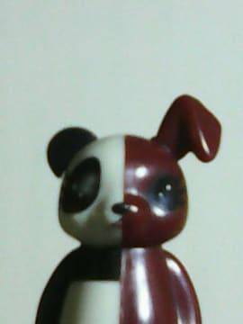 即決 ハンパンダ ウサパン ミニフィギュア/ hanpanda ジャイアントパンダ ウサギ 人形