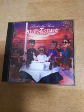 ★CD RATS & STAR Back to the Basic ラッツ&スター バックトゥザベーシック★