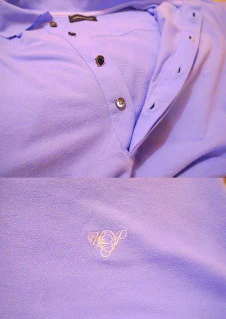 ◆KRISVANASSCHEクリスヴァンアッシュ ポロシャツ S◆カットソー < 男性ファッションの