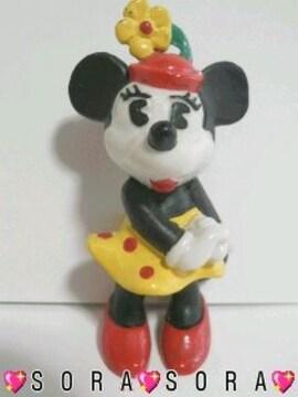 ディズニー【ミニー】可愛い♪フィギュア