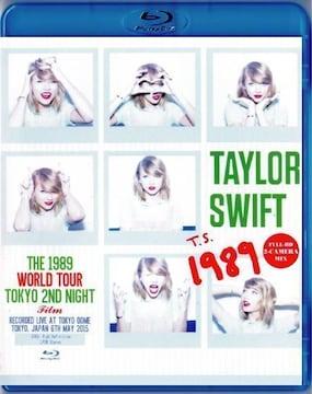 Taylor Swift 東京ドーム 5.6 2015 テイラースウィフト(Blu-Ray)