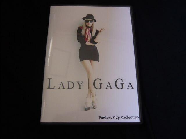 Lady Gaga/レディーガガ  最新PV集 完全版  < タレントグッズの