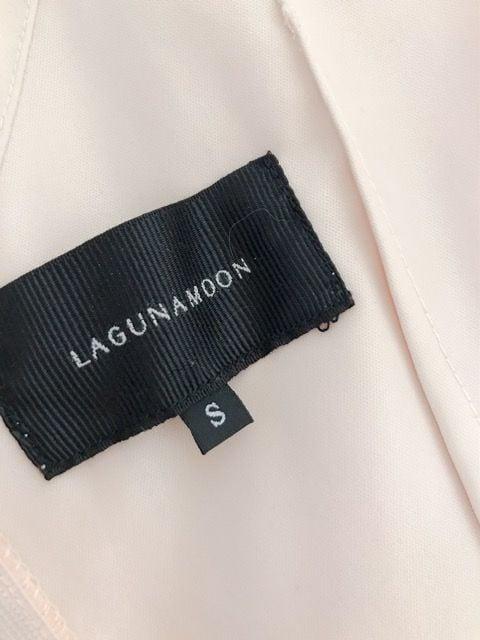 M19】ラグナムーン お呼ばれ ワンピース ドレス ピンク < ブランドの