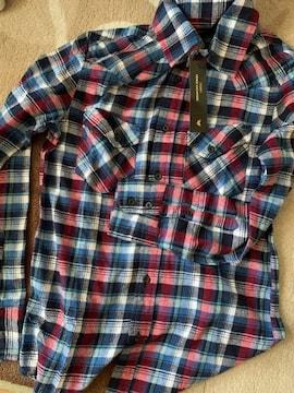 vence exchange チェックシャツ*゜