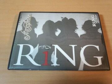 Fi'Ance. CD「RiNG」フィアンセB-Type DVD付初回盤●