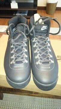 NIKE AIR MAGMA ND 新品 27�p トレッキング ブーツ 天然革 レア