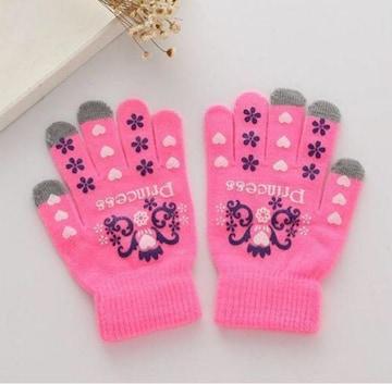 送料無料 スマホ タブレット タッチパネル 3本指 対応 手袋