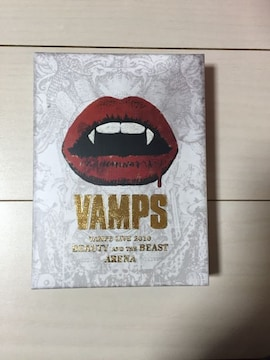 VAMPS  LIVE 2010 BEAUTY AND THE BEAST☆限定盤DVD