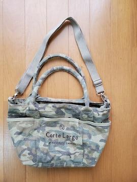 Corte Largo☆2way鞄