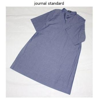 ジャーナルスタンダード*journal standard★タイプライターAラインワンピース/新品
