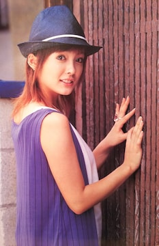 平山あや【Yomiuri Weekly】2003年7月20日号