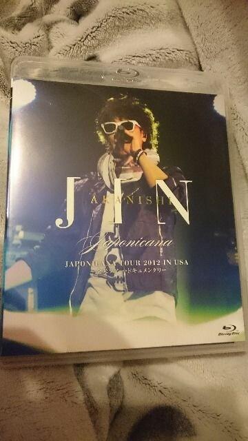 赤西仁「JIN AKANISHI JAPONICANA TOUR 2012 IN USA」ブルーレイ  < タレントグッズの