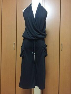 オールインワン(o^^o)ガウチョパンツ(*´?`*)ブラック(o^^o)
