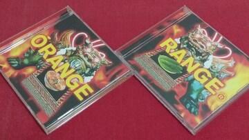 【送料無料】ORANGE RANGE(BEST)CD2枚セット