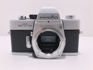 Z208 MINOLTA ミノルタ SRT101 名機 一眼レフ カメラ ボディ