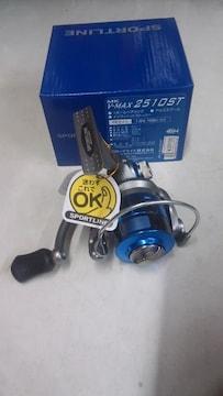 MK V‐MAX 2510 Pライン 1号−100m付き
