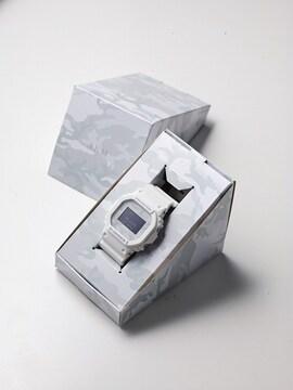 エイケイエムAKM×G-SHOCK・カモフラダイバー腕時計
