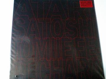 ハウス界の帝王トミイエ・サトシプロデュース作 Charaチャラ「ATARI」限定アナログ盤
