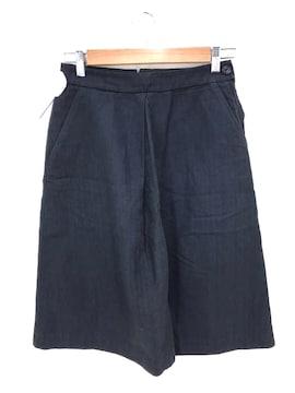 MARGARET HOWELL(マーガレットハウエル)コットンリネンツイルスカートスカート