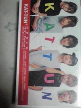 KAT-TUN VHSビデオ お客様は神サマーコンサート
