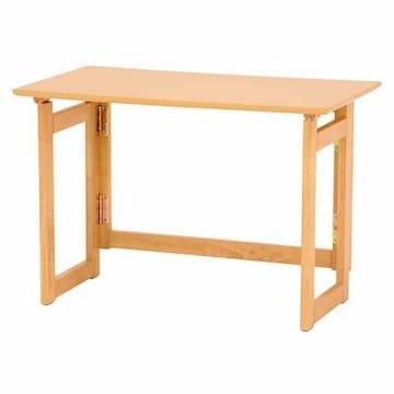折りたたみテーブル(ナチュラル) VT-7810NA