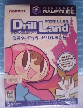 GC ミスタードリラー ドリルランド 未使用品