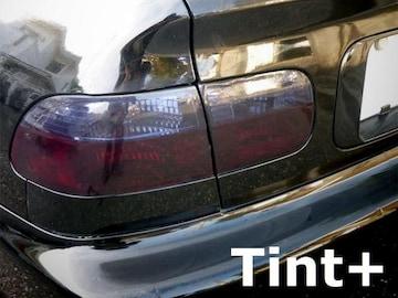 Tint+再利用OK シビックEG9フェリオEJ1クーペ テールランプ スモークフィルム
