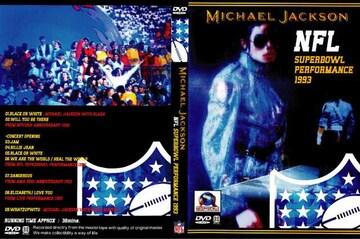 ≪送料無料≫マイケルジャクソン SUPERBOWL PERFORMANCE 1993