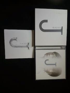 KinKi Kids J アルバム 初回限定盤 DVD 付き 即決 人気
