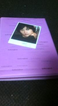 イ・ビョンホン写真入りパスポートケース