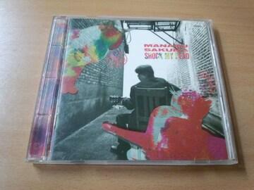 佐久間学CD「ショック・マイ・ヘッドSHOCK MY HEAD」●