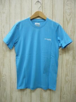 即決☆コロンビア特価 ルアープリントTシャツ BLU/Mサイズ 新品
