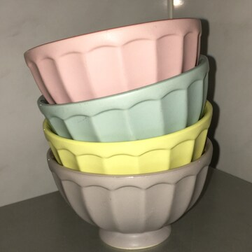 BRUNO ブルーノ フリーカップ  ご飯茶碗 カフェオレカップ 4色