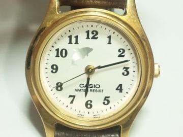 12317/CASIOカシオ可愛いドルフィンデザインのレディース腕時計格安出品