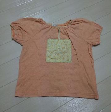 BRANSHES 半袖 カットソー 120cm