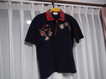 CCEのポロシャツ(M)黒 !。