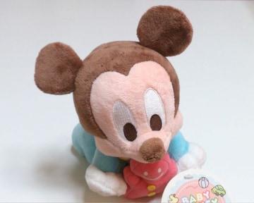 ベビーミッキー★ぬいぐるみ