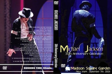 MICHAEL JACKSON 30thAnniversary マイケル