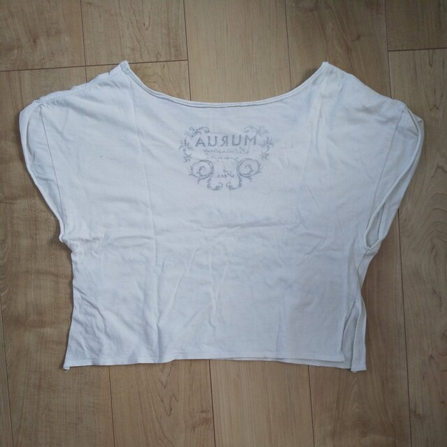 MURUA ショート丈Tシャツ F < ブランドの
