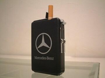 ★激安★Mercedes‐Benz★美珍★ライター付シガレットケース★
