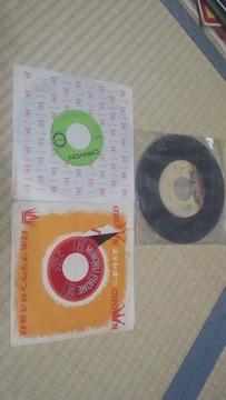 表紙なしレコード5枚セット
