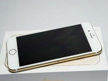 ◆安心保証◆新品未使用◆au iPhone7 128GB ゴールド◆