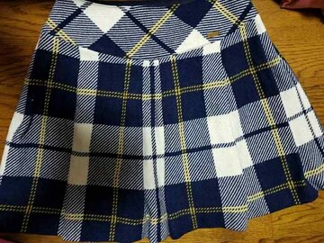☆BURBERRY BLUE LABEL☆チェックスカート☆