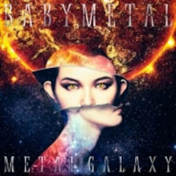 即決 BABYMETAL METAL GALAXY 初回生産限定 SUN盤 新品