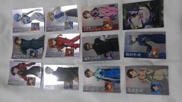 ☆CRエヴァ始まりの福音カード☆シンジカヲルレイアスカマリ合計12枚