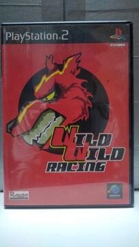 PS2 ワイルド ワイルド レーシング