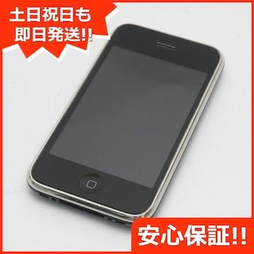 ●安心保証●判定○●美品●iPhone3GS 16GB ブラック●白ロム
